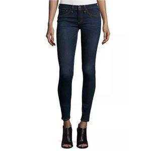 RAG & BONE The Skinny Bedford Low Rise Denim Jeans